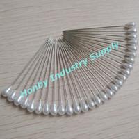 Wholesale DHL TNT mm Long Waterdrop Pearl Head Pin