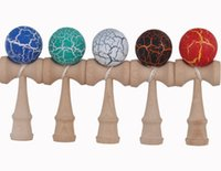 wooden ball - Factory direct sales kendama ball strings professional japan japanese toy about or cm ball KENDAMA Leisure Sports