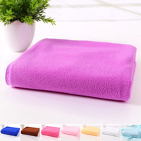 Wholesale Supersoft Microfiber Beach Towel Fast Drying Spr Bath Towel Bathroom Sports Gym Camping Travel Towel JC0110 Salebags