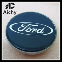 Wholesale 4pcs Focus Emblem Wheel Hub Caps Center Covercar rim decoration cover diameter cm