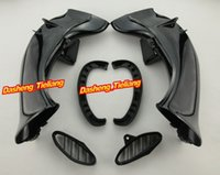 air ducts parts - For Yamaha YZF R1 Ram Air Intake Tube Duct YZF R1 BLACK COLOR Motor Spare Part Replacement order lt no