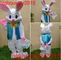 easter bunny costumes - PROFESSIONAL EASTER BUNNY MASCOT COSTUME Rabbit Hare Adult Size