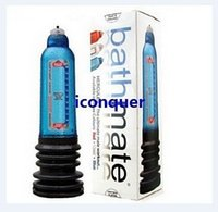 Wholesale Bathmate Hercules Penis Pump Hydrotherapy Proextender Water Spa Vacuum Pumps Cock Extensions Male Enhancers Brand New Sex Products for Men