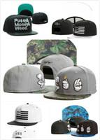 De calidad superior 2015 CRECIÓ AMOR de color azul Sombreros Marca Hip Hop Moda Snapback capsula Cusual sombreros baratos de los hombres de las mujeres