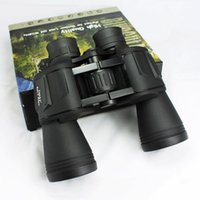Cheap Binoculars telescope large eyepiece design 20X50 high power high-definition military night vision Binocular for outdoor sports