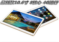 Cheap Authentic Retina Screen Eight-Core 4G Phone Call GPS Navigation IPS2560 * 1600 10.6-inch tablet dual card dual standby