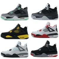 Wholesale Drop shipping Retro Toro Bravo Cement Grey Green Glow Oreo for Men Basketball Shoes size