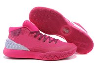 adult all cotton fabric - high quality New colors Men Basketball Shoes All Star Kyriend Irvinges Shoes1 Adult BHM KYRIEDS Sport shoes size