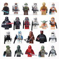 Wholesale 1440pcs star war minifigures building blcok figures