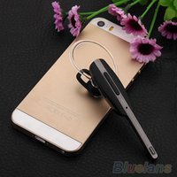 Wholesale Bluetooth Wireless Hands Free Stereo Headset Earphone Mic for iPhone Samsung HTC POZ