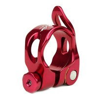 Wholesale Camping Road Bike MTB mm mm Seat Post Seatpost Clamp Quick Release BHU2