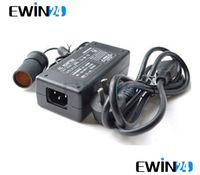 Wholesale 60W AC V To DC V A Car Cigarette Lighter Power Converter Adapter Inverter