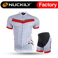 bicycle apparel for men - Nuckily Bicycle apparel claasic cycling short jersey set Quick drying with best qulity bicycle short suit for men AJ233 BK294