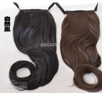 Wholesale WIG Wigs Hair Pieces Party Anime Discount Doll Vogue Christmas Deep Natural Loose Body Wave Curly Straight Mix Texture