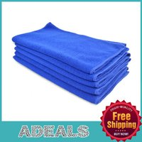 Cheap 10pcs lot Free shipping Car Wipe Cloth Wash Cleaner Cleaning Towel 30X70CM