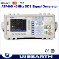 Wholesale ATTEN ATF40D MHz DDS Signal Generator Channels Output V