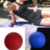 Wholesale Procircle Mobility Body Massage Ball Gym Training Exercise Lacrosse Ball Crossfit Full Body Yoga Massage Ball Workout