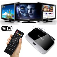 Wholesale Smart Tv Box Android GB GB Set Top Box Quad Core Media Player CS918 Mk888 Bluetooth Wifi Google TV Player On Sale