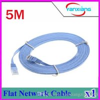 utp cat 6 cable - CHPost chinaroute New FT M CAT6 CAT Flat UTP Ethernet Network Cable RJ45 Patch LAN Cord Save up to ZY HDM
