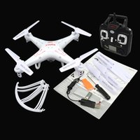 aerials direct - Direct Selling Syma X5C G CH Axis Professional Aerial RC Helicopter Quadcopter Toys Drone With MP HD Camera