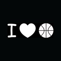 basketball car decals - Car Stickers I Love Basketball Silhouette For Car Window Sticker Vinyl Decal Team Sport Court Dribble Cute