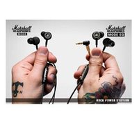 Cheap Marshall MODE EQ Earphone&Headphone With Mic In Ear Headset Universal Fashion HIFI Earphones For Mobile Phone PC Computer