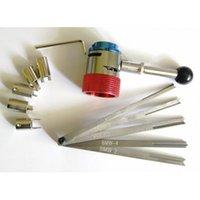Wholesale High quality klom rake overlifters set locksmith tools lock pick for Saab BM W BM W a Volkswagen
