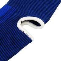 Wholesale FS Hot Blue Elastic Neoprene Ankle Support Feet Protector Brace Sport Sock Unisex order lt no track