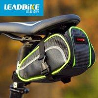 bicycle stuff - Ride a bicycle saddle bag bag impression tail cushion bag mountain bike saddle bag new riding equipment accessories