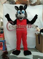 big bad wolf costume - Big Bad Wolf Mascot Costumes Cartoon Animal Mascot Costume Custom Made
