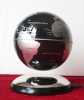 plastic magnetic - Best high tech electronic produc inch magnetic levitation globe for office home desktop decor gift for friend child teacher