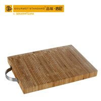 Cheap Wholesale-Free shipping Easy home middot . series Large bamboo cutting board bamboo chopping block cutting board chopping board