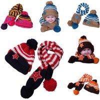 baby shawl pattern free - 5 Colors Baby Infant Toddler Kid Knitted Weave Woolen Yarn Star Pattern Hat Cap Beanie Headwear Scarf Shawl DQV