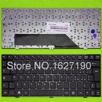 laptop msi - IT Italian Laptop Keyboard for MSI Wind U135 U160 BLACK FRAME BLACK