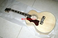Wholesale Natural Custom Left Hand Acoustic Guitar Best Selling Musical instruments HOT