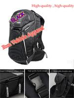 Wholesale new motorcycle backpack Moto bag Waterproof shoulders reflective helmet bag motorcycle racing