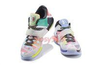 Wholesale KD7 What the KD VII MVP Sneakers New Men Basketball Shoes Men s Kds Sport Shoes for sale