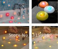 Wholesale IMPROVE waterproof LED Color Bathtub light bath pool color changing spa light pc