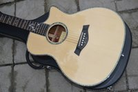 chinese acoustic guitars - 914ce Guitar Natural Spruce Ebony Fretboard W O Pickups Chinese Acoustic Guitars