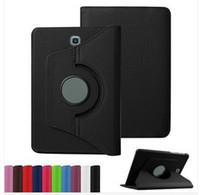 samsung galaxy tab - Pu leather Stand Rotating Cases Cover For Samsung Galaxy Tab S2 T710 SM T715 inch TAB S2 T810