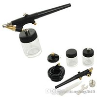 Wholesale Air Brush Airbrush Spray Gun Sprayer Painting Tool Kit A3