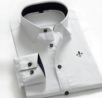 Cheap Free shipping 2014 spring and autumn hot sale dudalina shirt men's long-sleeve dress shirts male cotton shirt