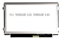 Wholesale LCD Screen inch fit N101LGE L31 N101LGE L41 Laptop LED Display Panels