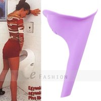 Wholesale Hot Sale Newest Portable Female Urine Device Funnel High Quality Women Urinal Camping Travel Urination Toilet