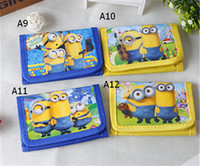 acrylic gift card holder - Wallets Frozen wallet cartoon short cross section Wallets Holders toy gift purse party handbags students Christmas gift