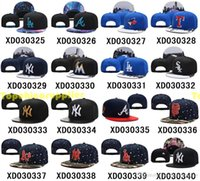 sports team hats - Basketball Snapback Baseball Snapbacks All Team Football Snap Back Hats Womens Mens Flat Caps Hip Hop Snap Backs Cap Cheap Sports Hats EMS