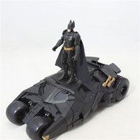 action figures batmobile - Batman BATMOBILE TUMBLER figure action kids toys gift The Avengers BATMAN VEHICLE black car the dark knight TOY