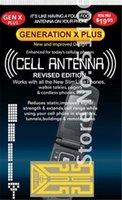 antennas cdma - The Newest Shiny antenna booster sticker generation X Plus by per