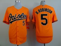 robinson - 5 Brooks Robinson jersey Baltimore Orioles jerseys Orioles Robinson jerseys High quality size M XXXL