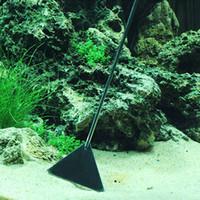 Wholesale Aquatic Plants Shovel Accessories For Fish Aquarium Fish Tank Water Tube Plant Aquarium Accessory
